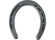 St.Croix Lite V-crease horseshoe, hybrid, unclipped, bottom side