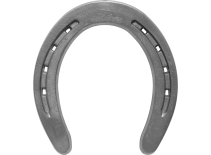 St. Croix XTRA horseshoe, bottom view